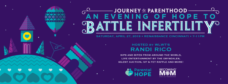 Parental Hope - Battle of Infertility event banner