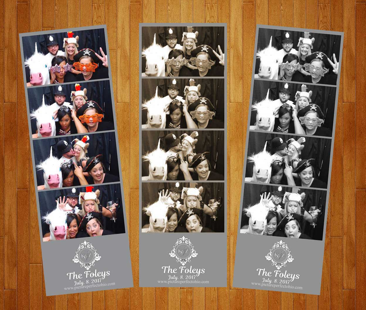 Photo Booth Memory Book